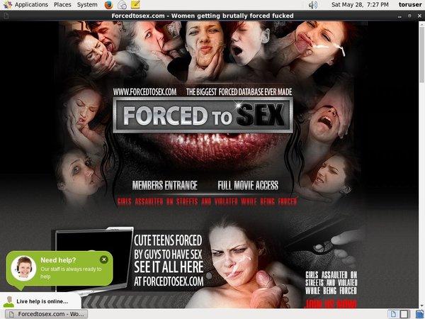 Account Free Forcedtosex.com