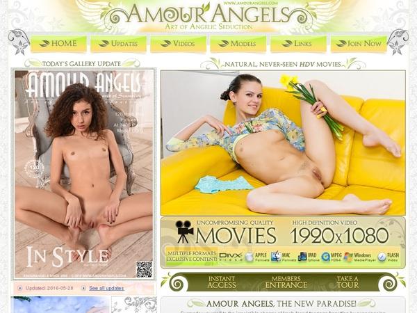 Amourangels New Accounts