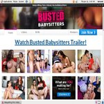 Bustedbabysitters Paypal Signup