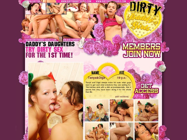 Dirty Daddys Girls With Paypal