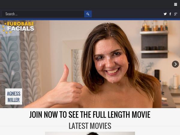 Eurobabefacials.com Full Com