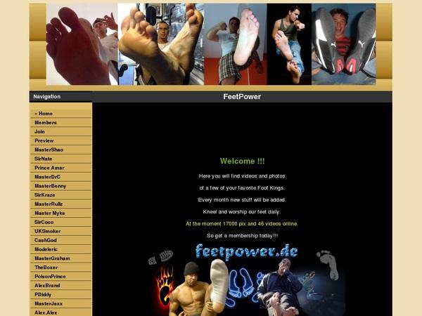 Feetpower.de Ccbill