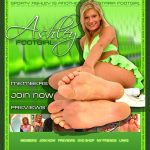 Foot Girl Ashley Site Discount