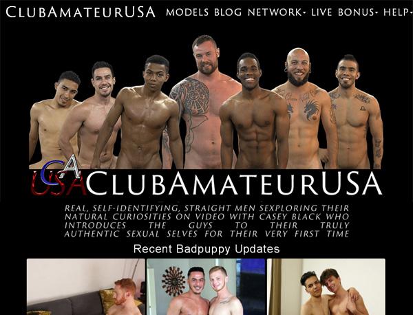 Free Clubamateurusa Access
