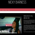 Free NICKY BARNESS Hd