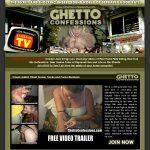 Ghetto Confessions 신용 카드