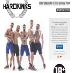 Hardkinks.com With Pay Pal