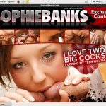 How To Get Free Sophiebanks