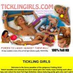 Pass For Ticklingirls.com