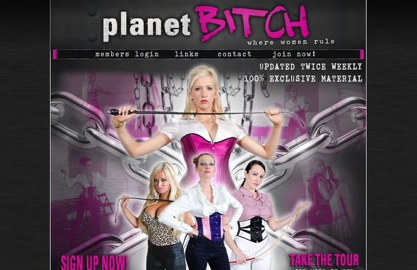 Planetbitch Order Page