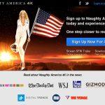 Premium Accounts Naughtyamerica4k.com