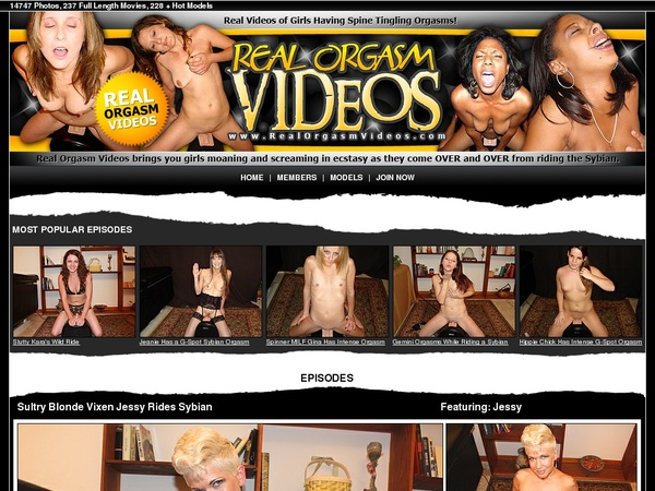 Real Orgasm Videos Pay Pal Account