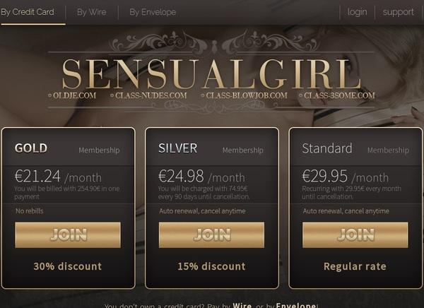 Sensual Girl Mit ELV