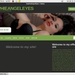 Sophie Angel Eyes With Paysafecard