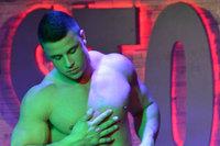 Stockbar male dancers 542723