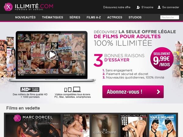 X Illimite Premium Account Free