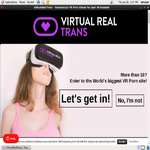 Virtual Real Trans Login Account