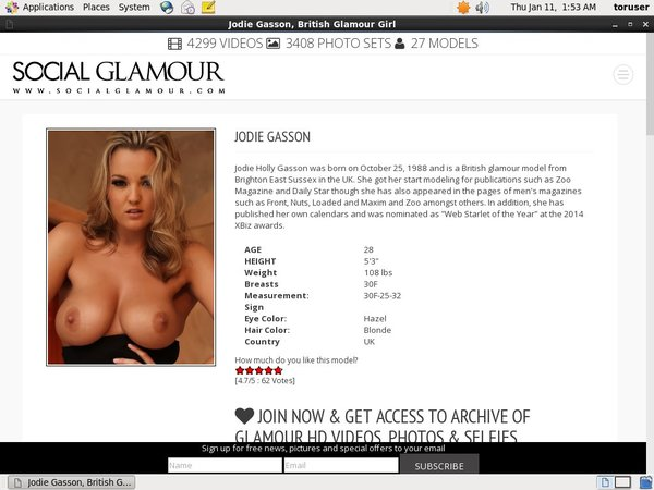 Jodie Gasson Paypal Join