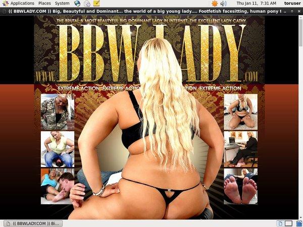 BBW Lady Full Videos