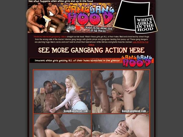 Gang Bang Hood Acc