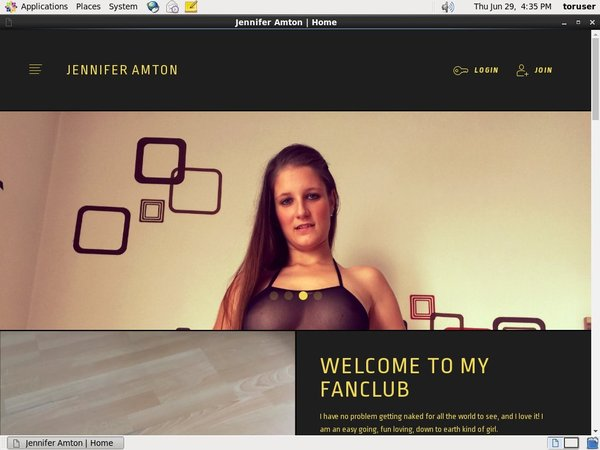 Jennifer Amton Account And Passwords