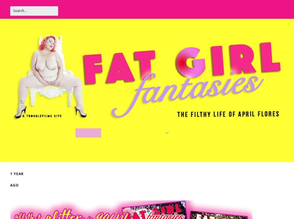 Fat Girl Fantasies Free Login
