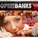 Sophie Banks Member Sign Up
