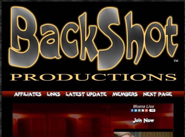 Backshot Productions Real Passwords