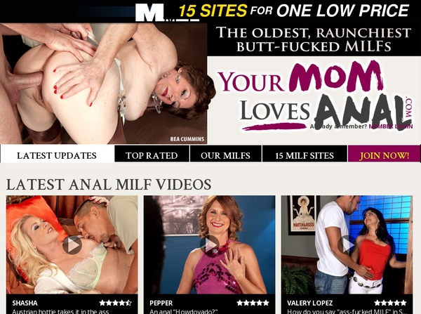 Your Mom Loves Anal New Password