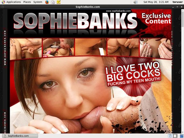 Free Video Sophiebanks.com