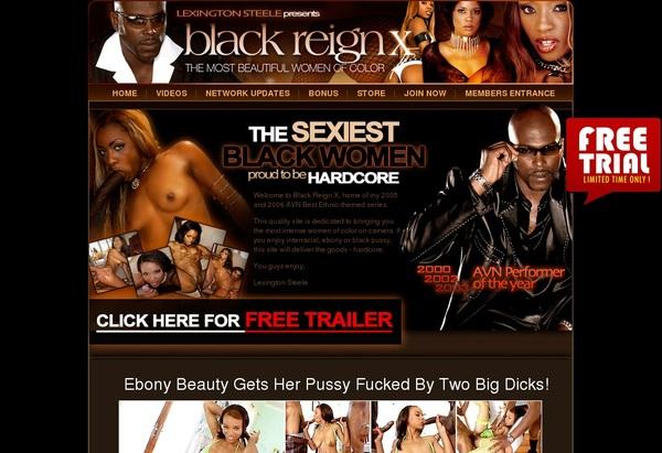 Free Blackreignx.com Accs