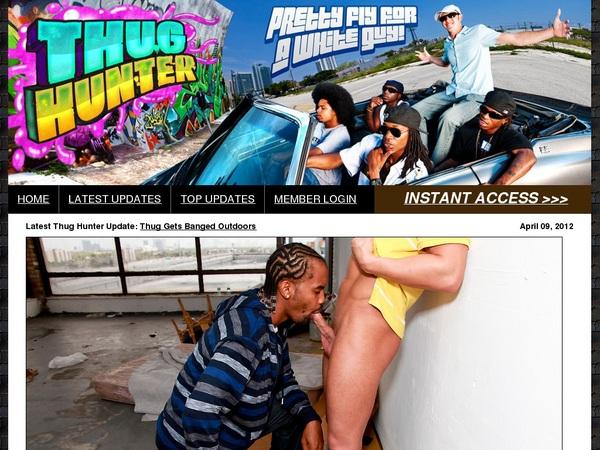 Thughunter.com Daily Passwords